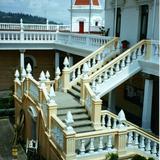 Palacio municipal de estilo porfirista, siglo XX. El Oro, Edo. de México. 2001