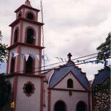 Parroquia en Ixcateopan de Cuauhtémoc, Guerrero. 2001