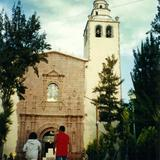 Ex-convento agustino de San Miguel Arcángel (1550). Ixmiquilpan, Hgo. 2002