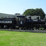 El trenecito del parque Centenario