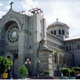 Catedral de Matehuala, San Luis potosí. 2006
