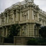 Palacio Cantón, de estilo renacentista frances. Mérida. 2000