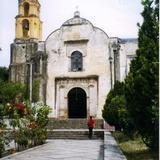 Ex-convento agustino de Santiago Apostol (Siglo XVI). Ocuituco. 2004
