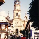 Templo de la Virgen de Guadalupe (Siglo XX). Puerto Vallarta. 2001