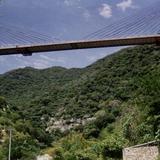 Puente Quetzalapa en la autopista del Sol. Quetzalapa, Gro. 1994