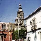 Parroquia del Señor del Hospital. Salamanca, Gto. 2001