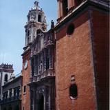 Templo de San Francisco (Siglo XVII) de estilo barroco. 2003