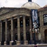 Teatro de la Paz (Siglo XIX). San Luis Potosí. 2003