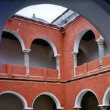 Claustro del ex-convento de San Francisco (Hoy Museo Regional). 2006