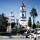 Templo del Carmen (Siglo XVIII). Toluca de Lerdo. 1994