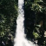 Cascada en el parque nacional Barranca del Cupatitzio. Uruapan. 2004