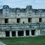 Cuadrángulo de las monjas. Uxmal, Yucatán. 2003