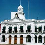 El Palacio de Gobierno. Villahermosa. 2002
