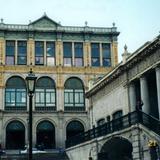 Plaza Francisco Goitia y el Teatro Calderón (1891). Zacatecas. 2002
