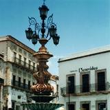 Fuente de los faroles. Zacatecas. 2002