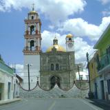 Parroquia de San Damián Texoloc. Junio/2011