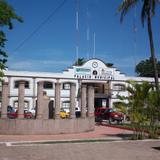 Xicotencatl, Tamps. plaza de armas 2011
