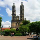Admirando catedral