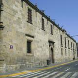 Museo Regional y la Av. Hidalgo. Guadalajara. Noviembre/2011