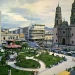 Catedral y Plaza de Armas de Chihuahua