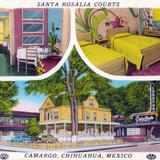 Hotel Santa Rosalía