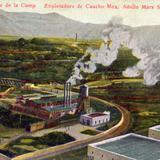 Fábrica de la Compañía Explotadora de Caucho Mexicana