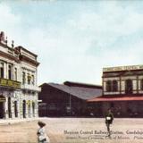 Estación del Ferrocarril Central Mexicano