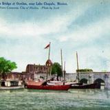 Antiguo puente español de Ocotlán, cerca de Chapala