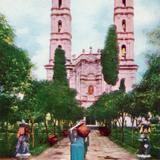 Plaza y Santuario de Guadalupe