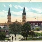 Plaza de Armas y Catedral de Matamoros