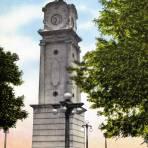 Reloj de la Plaza Hidalgo