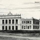 Estación terminal del ferrocarril