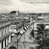 Plaza de Armas y Calle Principal