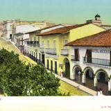 Una calle de Jalapa