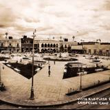 Plaza principal de Campeche