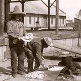Haciendo tortillas