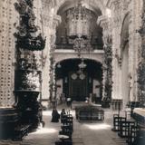 Interior de la Iglesia de Santa Prisca