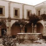 Patio del Convento de Tepotzotlán