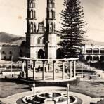 Catedral y Plaza Principal de Tepic