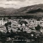 Vista panorámica de Oaxaca