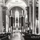 Interior de la Catedral de Mazatlán