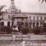Parque y Palacio Municipal de Córdoba