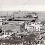 Vista del Puerto de Veracruz