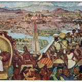 Centro de la Ciudad de Tenochtitlán
