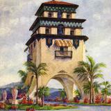 Hotel y Casino de Agua Caliente, en Tijuana