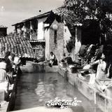 Lavanderas en Taxco
