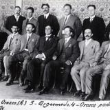 Zepeda, Orozco, Argumedo, Orozco (padre), Caraveo, Robelo, etc.