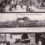 Ejército Constitucionalista e Infantería y Artillería Federal
