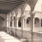 Claustro del Convento de Acolmán