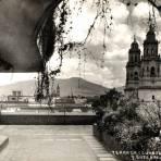 Terraza del Hotel Alameda y Catedral